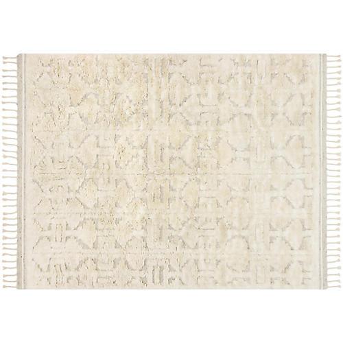 Palmyra Rug, Ivory