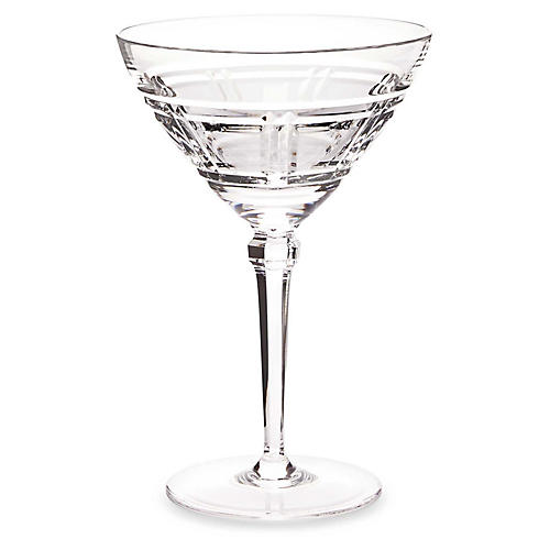 Greenwich Martini Glass