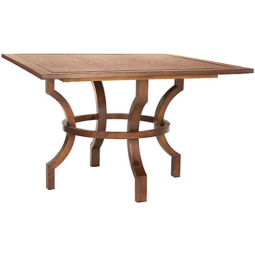 Ludlow Dining Table, Chestnut