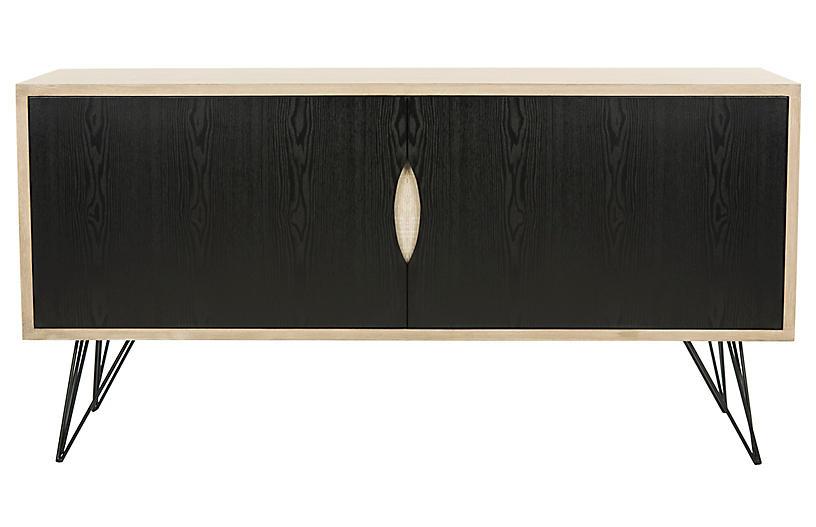Jennifer Sideboard, Light Oak