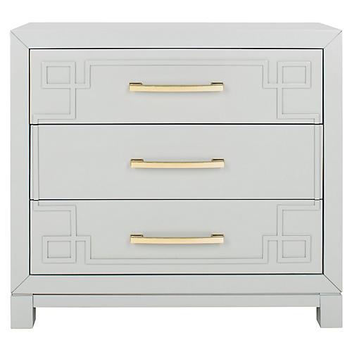 Capello Dresser, Gray
