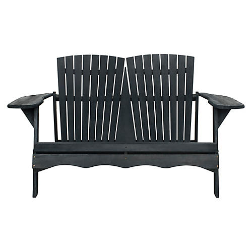 Hantom Bench, Dark Slate Gray