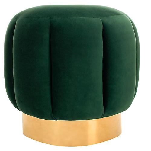 Jara Ottoman, Emerald Velvet
