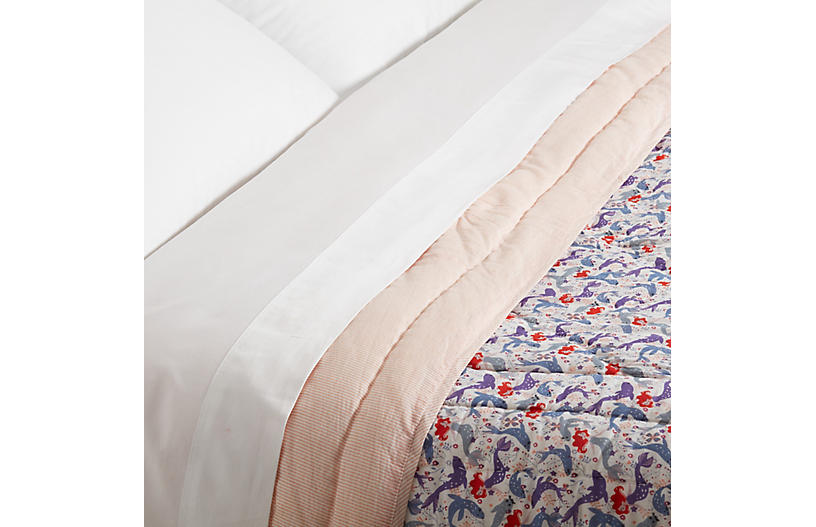 Selkie Quilt, Lilac