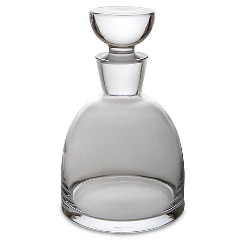 Beehive Decanter, Clear