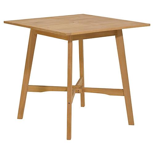 """Seabrook 42"""" Bar Table, Natural"""
