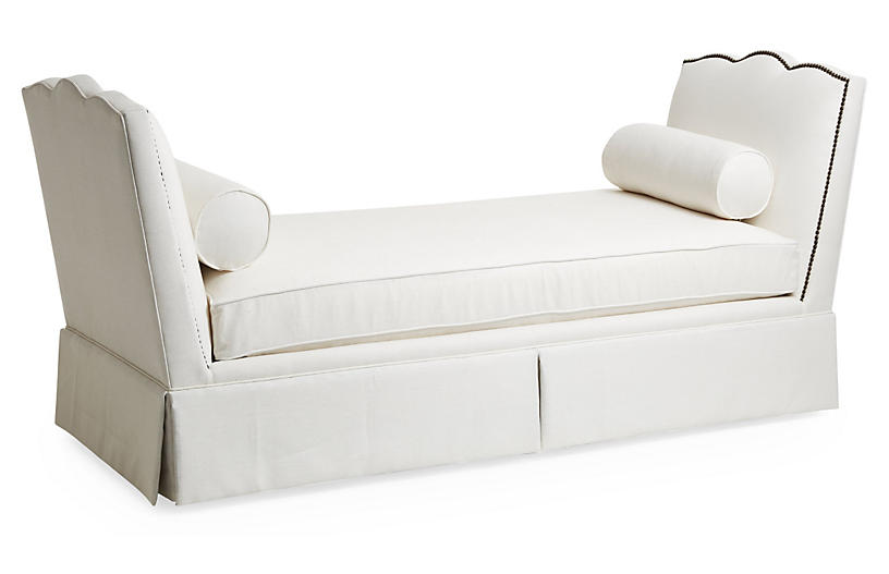 Cheshire Skirted Daybed