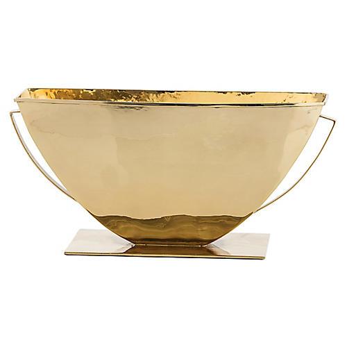 """23"""" Alexandros Centerpiece, Brass"""