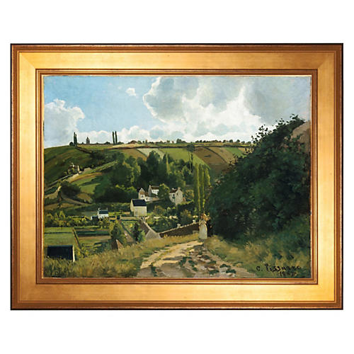 Pissarro, Jalais Hill, Pontoise