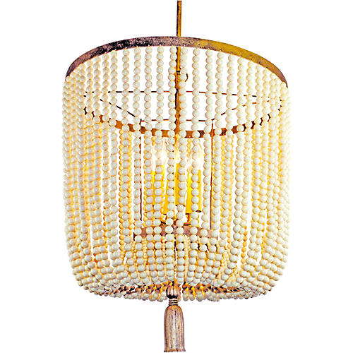 Surrey 6-Light Chandelier, Gold
