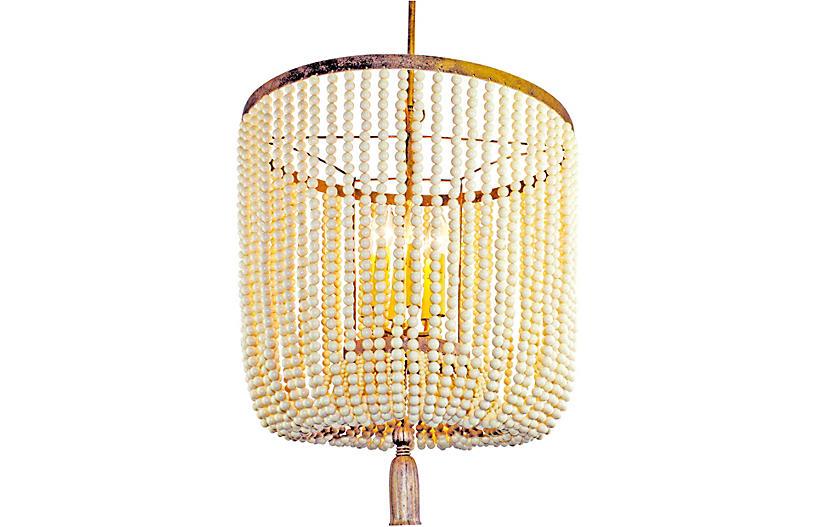 Surrey 6-Light Chandelier, Gold