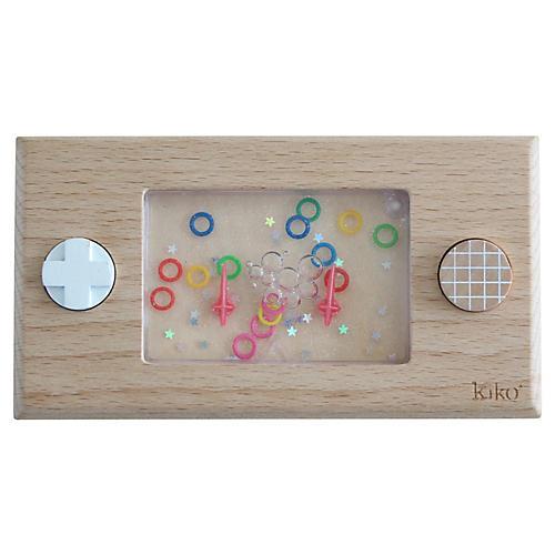 Kids' Confetti Game Console, Tan/Multi