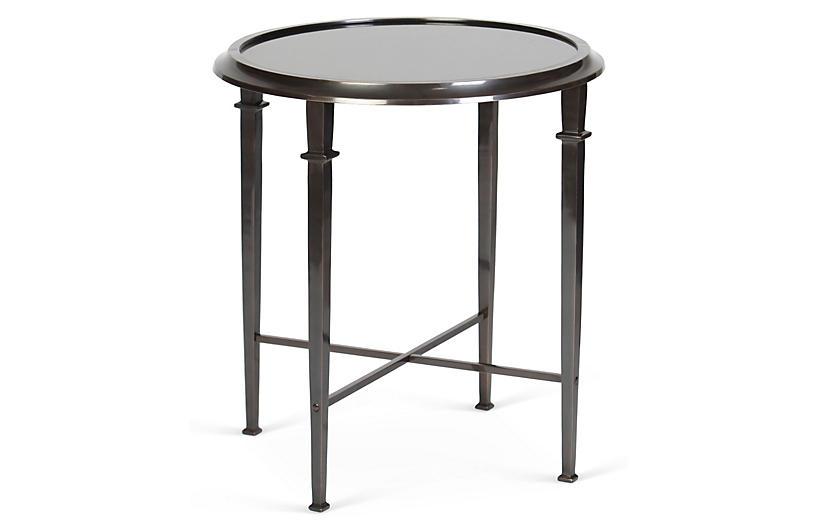 Julia Side Table, Bronze
