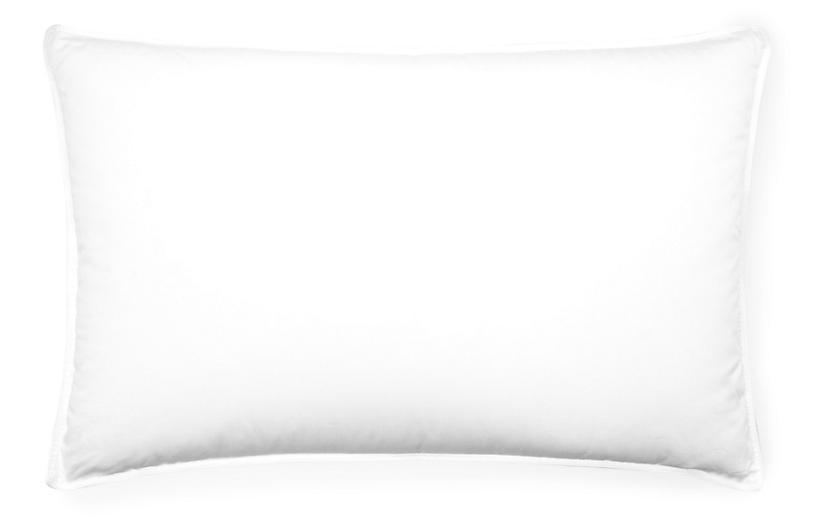 European Down Pillow, Firm