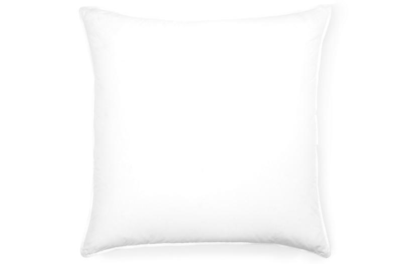 Euro Cirrus Down Pillow, Medium