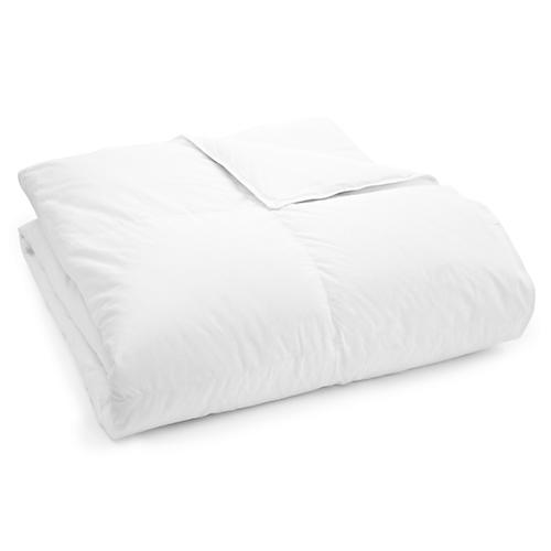 Winter-Weight European Down Duvet