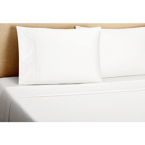Sensation Sheet Set, White