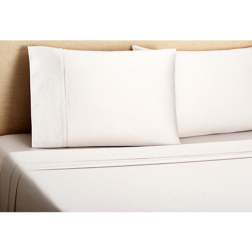 Sensation Sheet Set, Dove