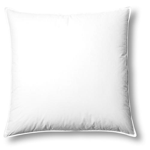 Studio Down Euro Pillow, Firm
