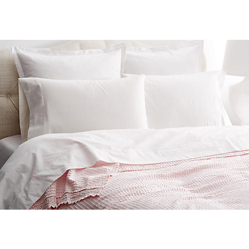 Shelly Romance Coverlet, Pink