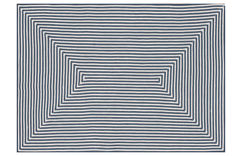Leah Outdoor Rug Blue Outdoor Rugs Rugs One Kings Lane