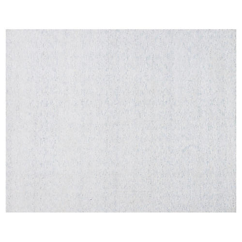Dominique Hand-Knotted Rug, Sky