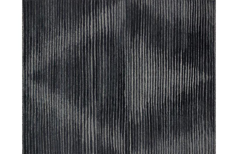 Jadran Rug, Charcoal