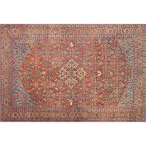 Kennedy Rug, Red/Multi