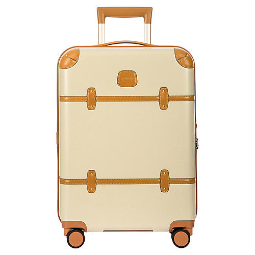 "21"" Bellagio 2.0 Spinner Trunk, Cream"