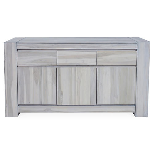 Caroline Sideboard, Graywash