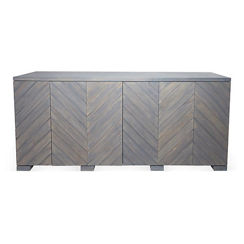 Penn Sideboard, Graywash