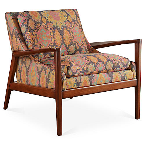 Ebonwood Accent Chair