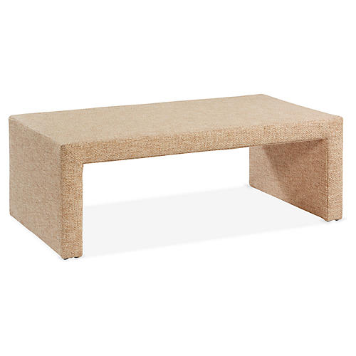 Grandville Coffee Table, Hemp