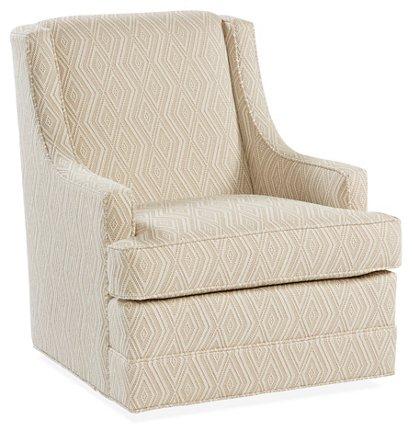 Pleasing Berkley Swivel Club Chair Natural White Dailytribune Chair Design For Home Dailytribuneorg