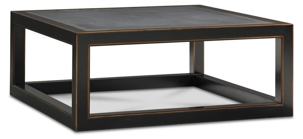 Ming Coffee Table Ebony Tables Living Room Furniture One Kings Lane