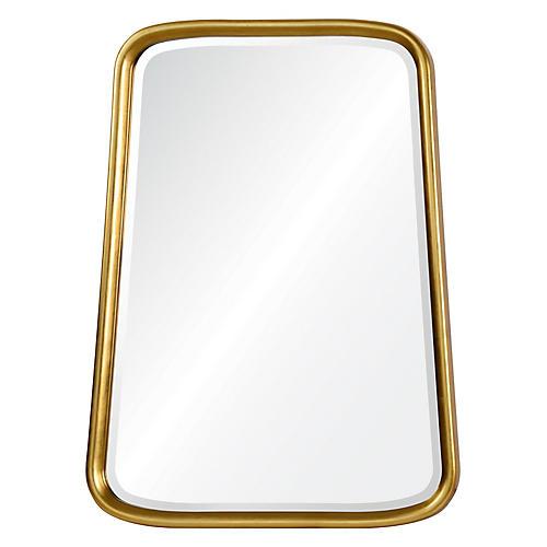 Modern Mirror, Gold