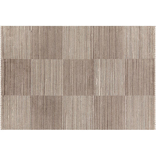 Dance Hand-Knotted Rug, Brown