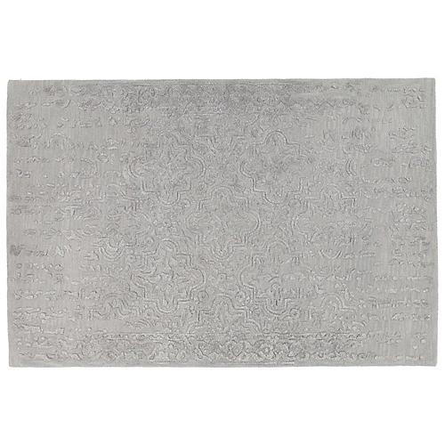 Dabih Rug, Light Gray