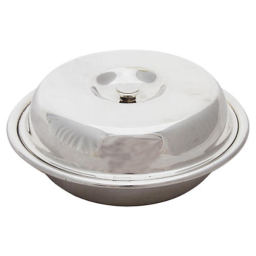 Harrods Silver-Plated Serving Dish