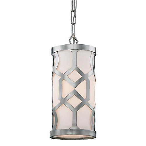 Jennings 1-Light Pendant, Nickel