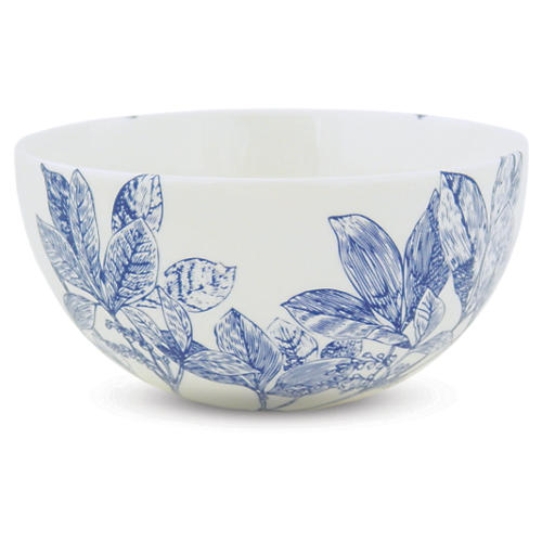 "Arbor Blue Bowl, 4"""