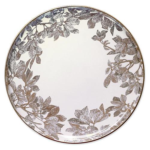 """Arbor Gold/Platinum Platter, 12.25"""""""