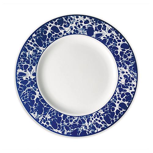 Marble Dinner Plate White/Blue  sc 1 st  One Kings Lane & Dinnerware - Tabletop \u0026 Serveware - Decor | One Kings Lane