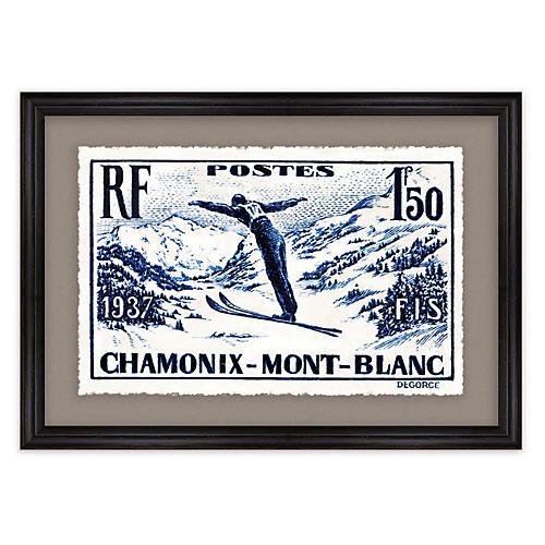 Chamonix Mont Blanc 1937