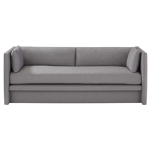 Meyer Sofa, Gray