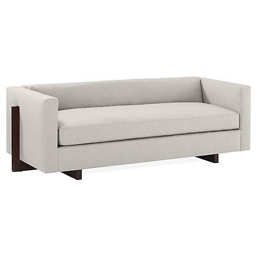 Porter Sofa, Gray