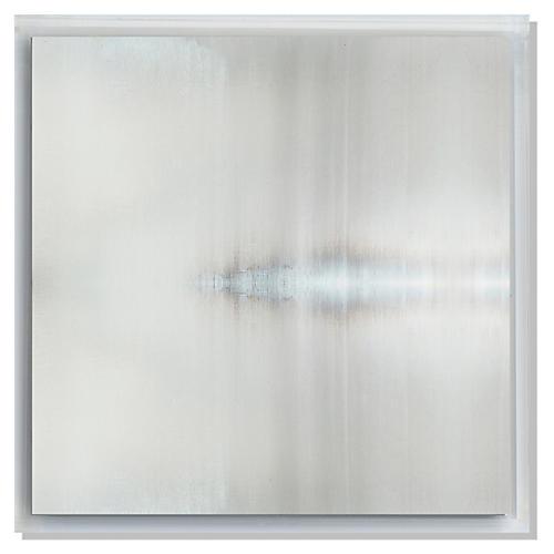 Haze Textile No. 4, Acrylic Frame