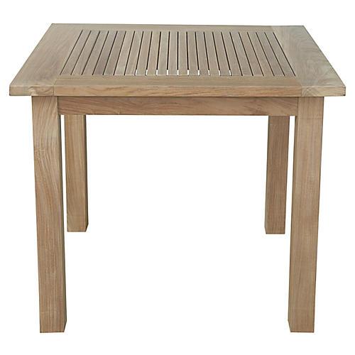 "Bahama 35"" Square Table"