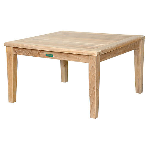 "32"" Brianna Square Coffee Table"