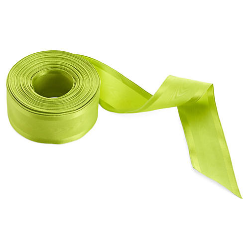 "1.5"" Iridescent Wired Ribbon, Green"